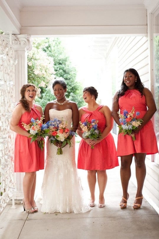 CJ's Off the Square, Garden Wedding and Event Venue, Colorful Wedding Decor and Flowers (12)