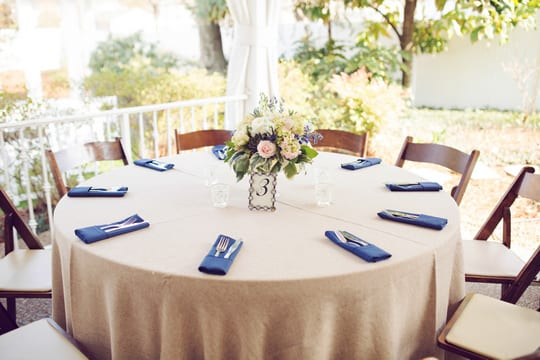 Soft Spring Garden Wedding at CJ's Off the Square