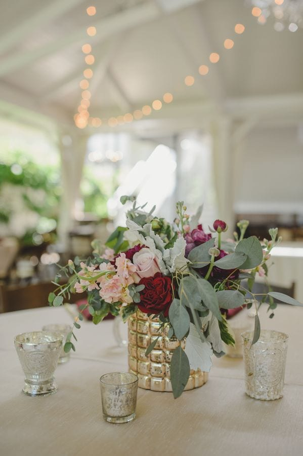 Glam Rose Gold Garden Wedding, CJ's Off the Square, Paul Rowland (3)
